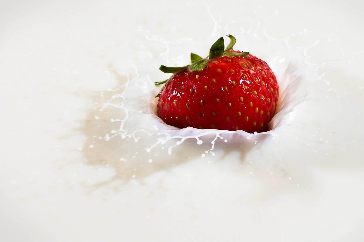 Strawberry Milkshake 3