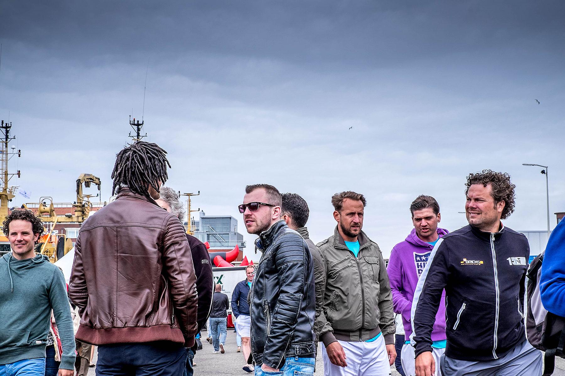 Vlaggetjesdag Scheveningen 2015